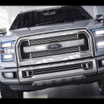 2013 Ford Atlas Concept Wallpapers