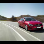 2013 Mercedes Benz CLA Wallpapers