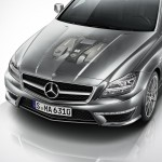 2013 Mercedes Benz CLS 63 AMG Wallpapers