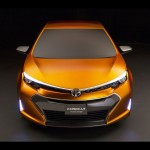 2013 Toyota Corolla Furia Concept Wallpapers