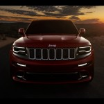 2014 Jeep Grand Cherokee SRT Wallpapers