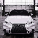 2014 Lexus IS F Sport Wallpapers