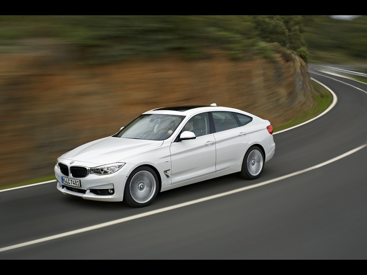 2013 Bmw 3 Series Gran Turismo Wallpapers By Cars Wallpapersnet