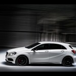 2013 Mercedes Benz A 45 AMG Wallpapers
