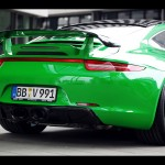 2013 TechArt Porsche 911 Carrera 4S Wallpapers