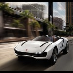 2013 Italdesign Parcour Roadster Concept Wallpapers