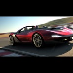 2013 Pininfarina Sergio Concept 3