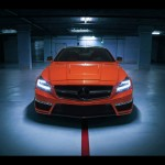 2013 GSC Mercedes Benz CLS63 AMG Stealth Wallpapers