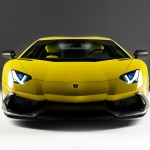 2013 Lamborghini Aventador LP 50 Anniversario Studio Wallpapers