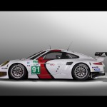 2013 Porsche 911 RSR Wallpapers