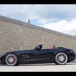 2013 Senner Tuning Mercedes Benz SLS63 Roadster Wallpapers
