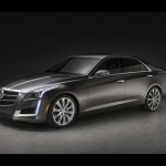 2014 Cadillac CTS Wallpapers