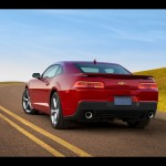 2014 Chevrolet Camaro SS Wallpapers