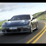 2014 Porsche Panamera Preview Wallpapers