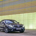 2013 Mercedes Benz S Class Wallpapers