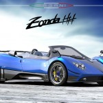 Pagani Zonda HH 2011 Wallpapers